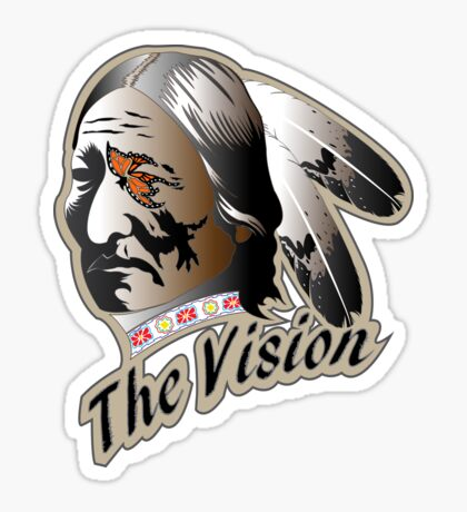 The Vision Sticker