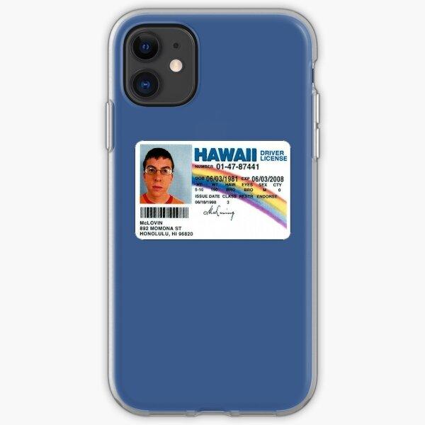 McLovin Funda blanda para iPhone
