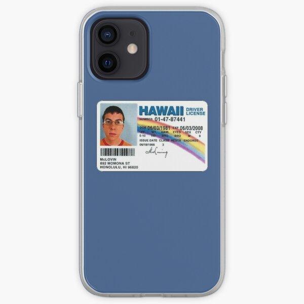 McLovin  iPhone Soft Case