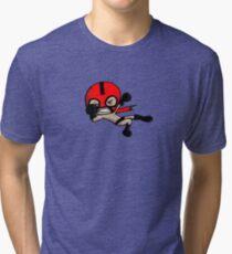 Operation: Elbow Drop Tri-blend T-Shirt