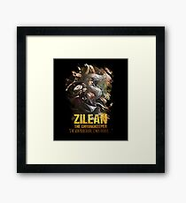 League of Legends ZILEAN Framed Print