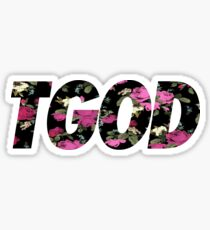TGODpnkrss Sticker