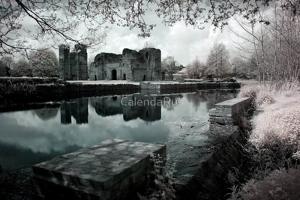 Kirby Muxloe Castle by CalendaRus