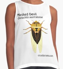 Masked Devil cicada (Cyclochila australasiae) Contrast Tank