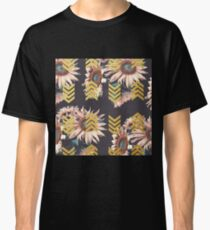 Gold sunflowers Classic T-Shirt