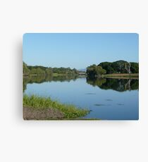 Ross River Canvas Print