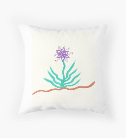 Lonely Plant Floor Pillow