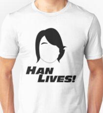 Han Lives! Unisex T-Shirt