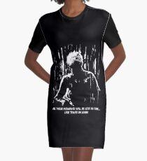 Blade Runner - Like Tears in Rain Graphic T-Shirt Dress