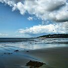 View From Charmouth To Lyme... Charmouth. Dorset UK by lynn carter