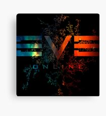 eve online canvas print