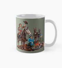 The Trefoil by tasmanianartist for Karl May Friends Mug