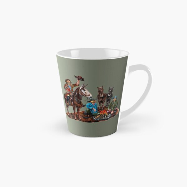 The Trefoil by tasmanianartist for Karl May Friends Tall Mug
