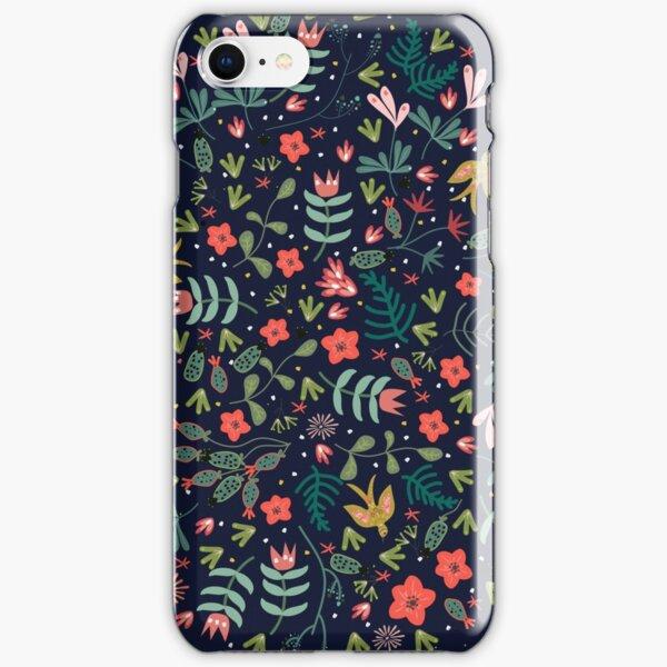 Flying Around in the Garden iPhone Snap Case