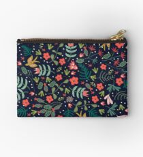 Flying Around in the Garden Studio Pouch