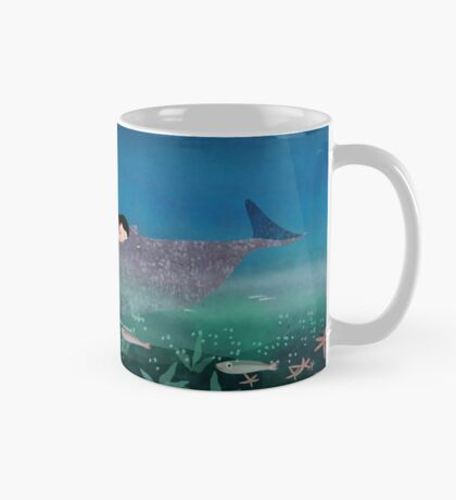 Dream With The Whale Mug