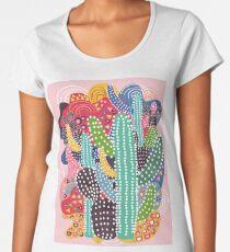 Summer Heat Premium Scoop T-Shirt