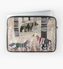 Forest In Sweater Laptop Sleeve