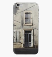 A grey day iPhone Case