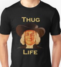 Quaker Thug Life Unisex T-Shirt