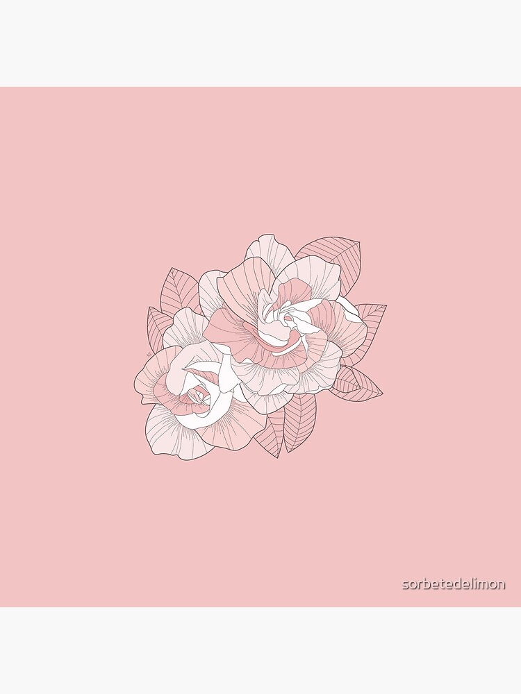 GARDENIA - Pink by sorbetedelimon