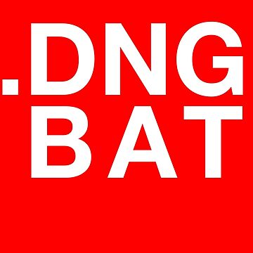 .DNG BAT by abject