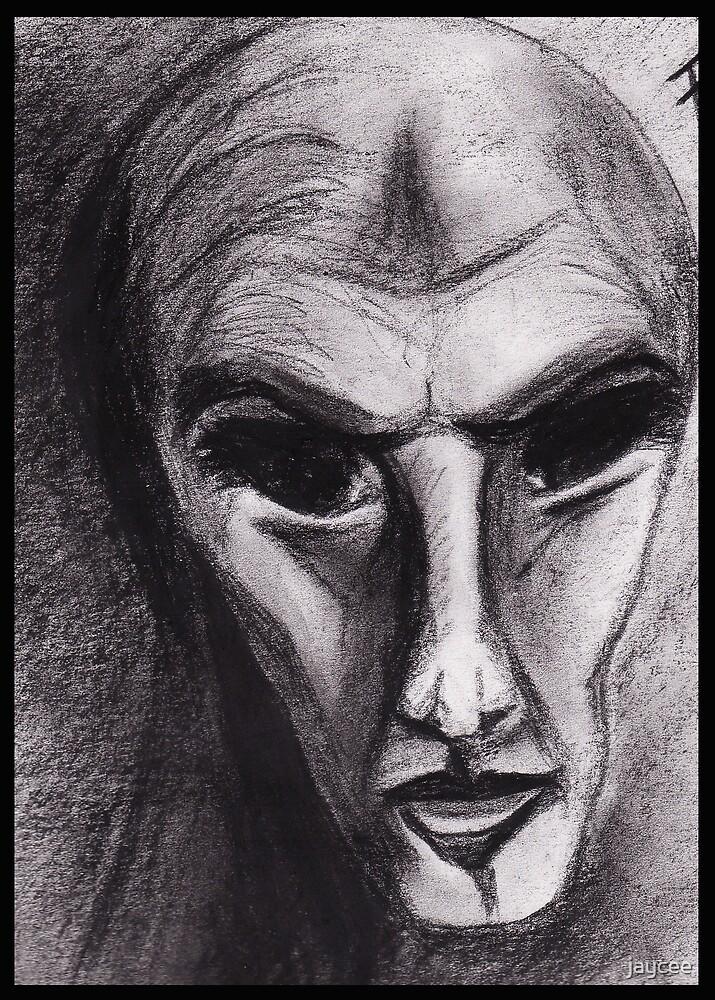Face of Fear by jaycee