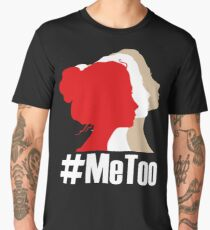 Say Metoo! Woman Stand for Righ. Me too T-shirt Men's Premium T-Shirt