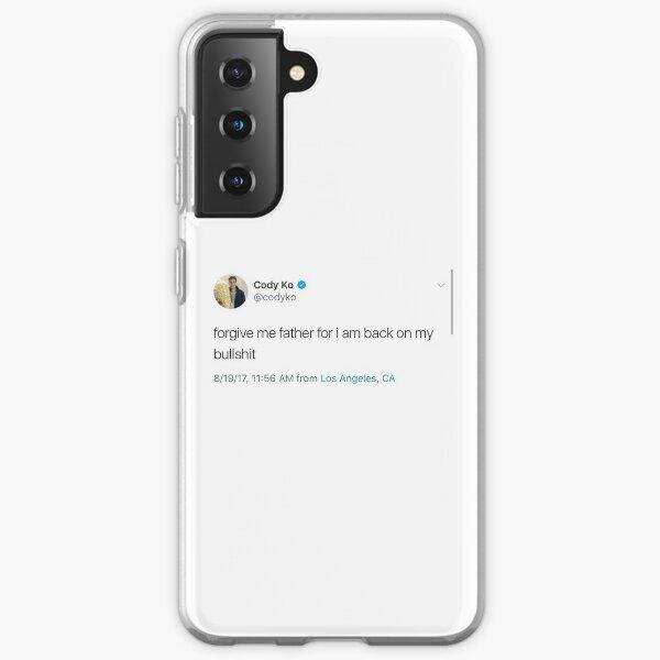 Cody Ko tweet Samsung Galaxy Soft Case