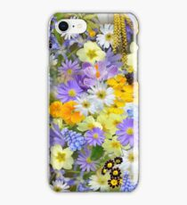 Bed of Flowers iPhone Case/Skin