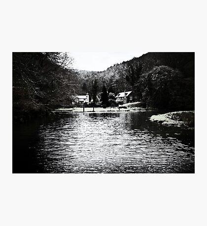 Up the Creek Photographic Print