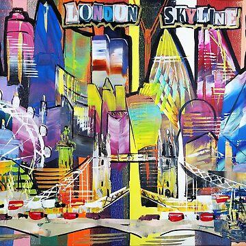 London Skyline 198 by artsale