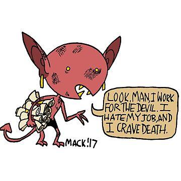 Devil's Minion by RadioactiveSoda