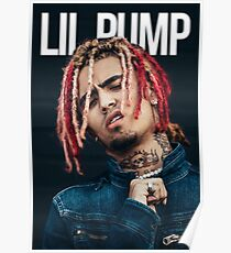 lil pump - More than fashion or brand labels, I love design. Poster