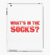 Funny Christmas Holiday Winter Famous Movie Quotes Cool Party T-Shirts iPad Case/Skin