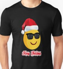 merry christmas emojis icon T-Shirt