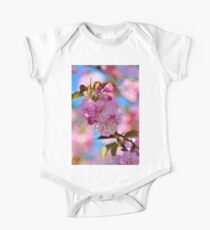 Shades of Pink Blossoms Kids Clothes