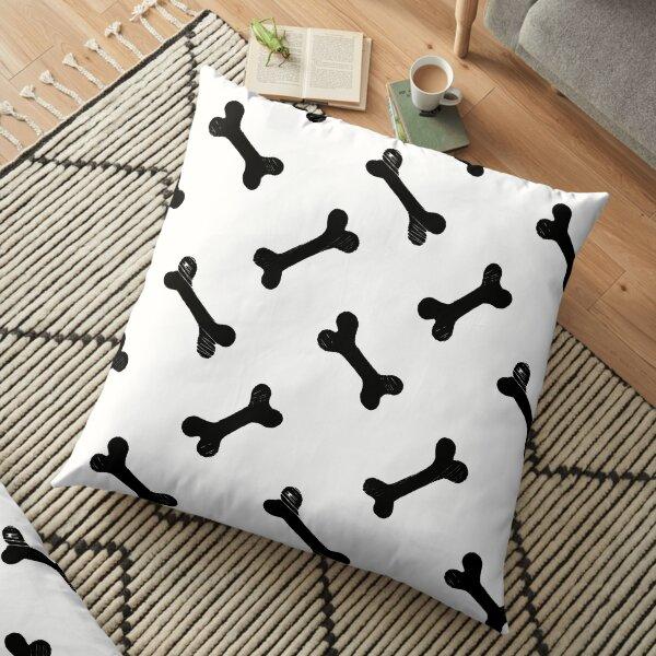 Dog Life Floor Pillow