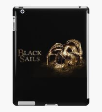black sails - Happiness is not something you postpone for the future; it is something you design for the present. iPad Case/Skin
