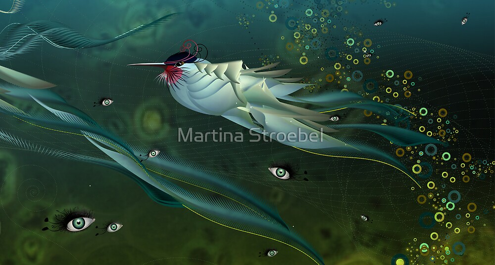 in the deep by Martina Stroebel