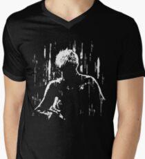 Blade Runner - Like Tears in Rain (No Text Version) Men's V-Neck T-Shirt