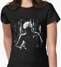 Blade Runner - Like Tears in Rain (No Text Version) Women's Fitted T-Shirt