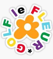 Golf Le Fleur  Sticker