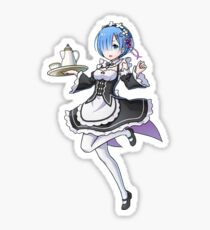Re:Zero Rem Sticker