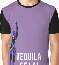 Tequila Se'lai Graphic T-Shirt