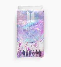 bts rainbow Duvet Cover