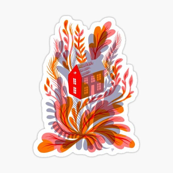 House Flower (Morning) Sticker