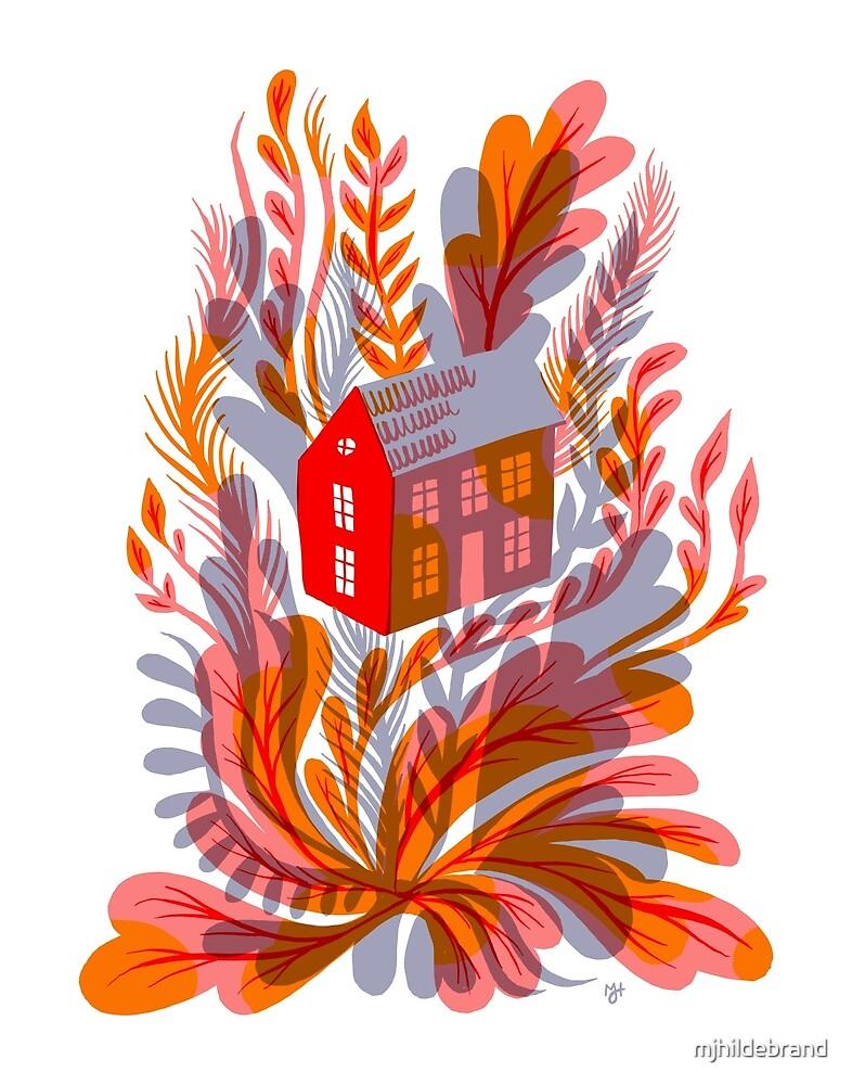 House Flower (Morning) by mjhildebrand