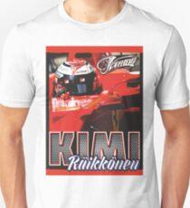 Kimi Räikkönen | F1 Slim Fit T-Shirt