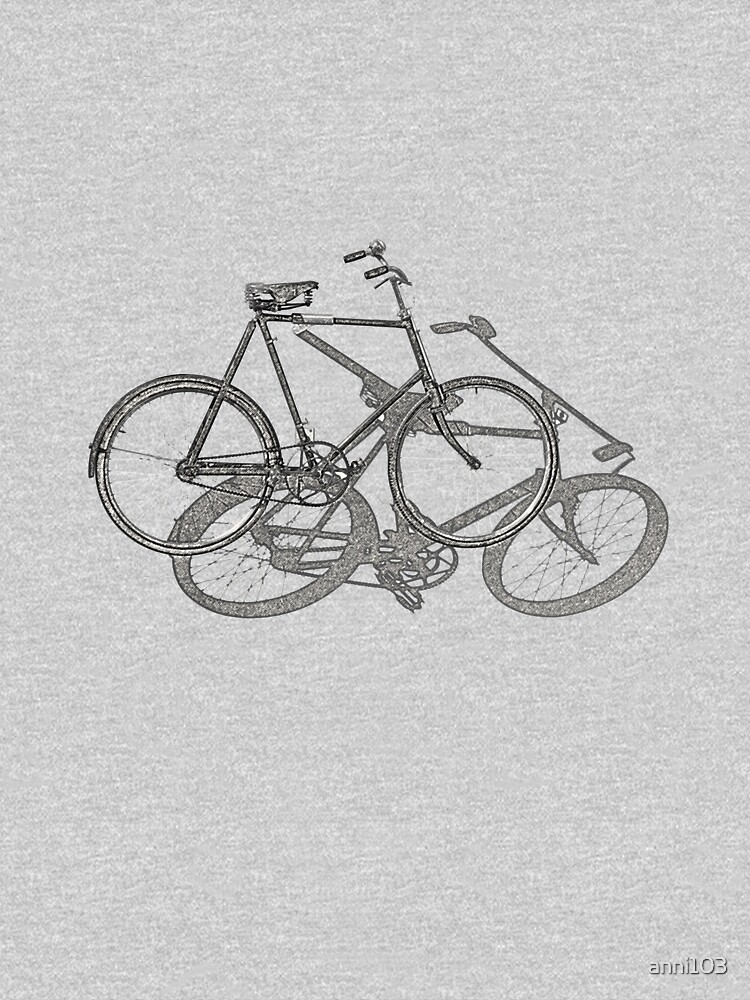 Bicycle, bicycle, bicycle by anni103